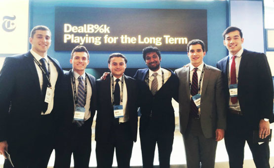 Brothers at the 2016 NYC Career Event